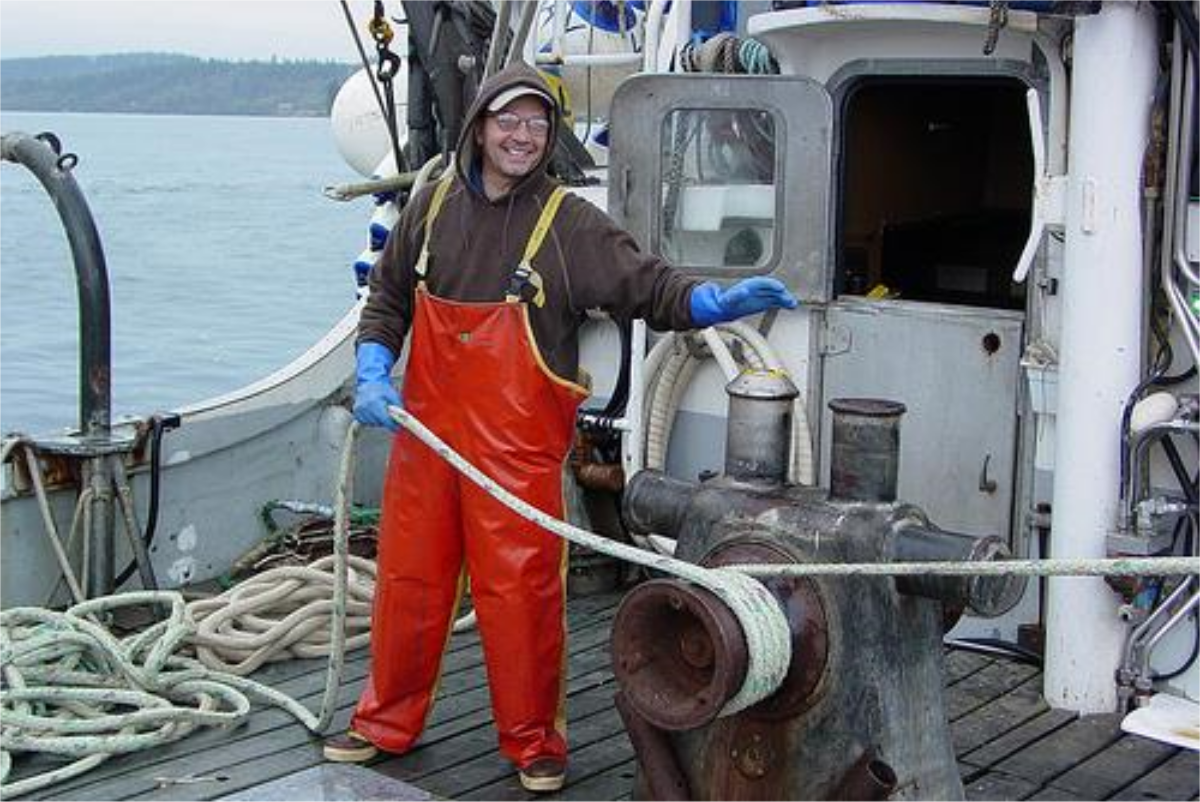 Commercial fishing: A risky business